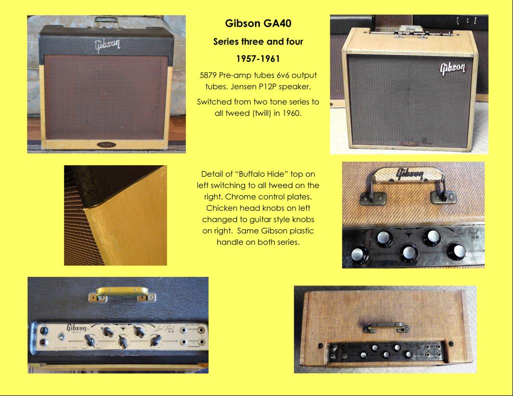 GA40 series 3 and 4